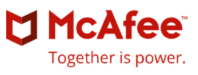 McAfee UK Logo