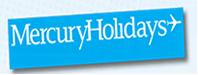 Mercury Holidays Logo