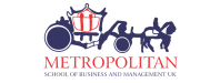 Metropolitan School of Business and Management UK Logo