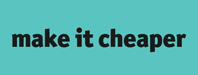 Make It Cheaper - Residential Energy Comparison Logo