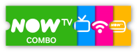 NOW TV Combo- New Customers Logo