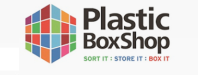 Plastic Box Shop Logo