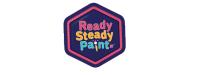 Ready Steady Paint Logo