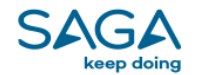 Saga Over 50s Car Insurance Logo