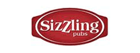 Sizzling Pubs Table Booking Logo