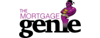 The Mortgage Genie Logo