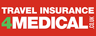 Travel Insurance 4 Medical Logo