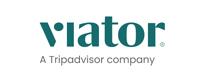 Viator - A TripAdvisor Company Logo