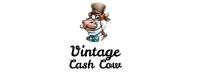 Vintage Cash Cow Logo
