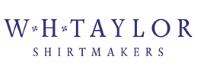 WH Taylor Shirtmakers Logo