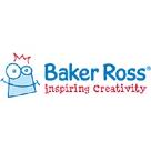 Baker Ross Square Logo