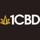 1CBD Square Logo