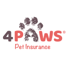 4Paws Pet Insurance Square Logo