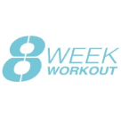 8 Week Workout Square Logo