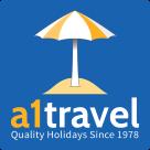 A1 Travel Square Logo