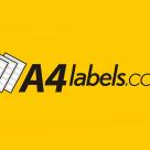 A4Labels.com Square Logo