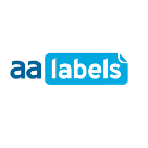 AA Labels Square Logo