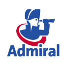 Admiral Multicar Insurance Square Logo