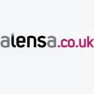alensa.co.uk Square Logo
