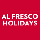 Al Fresco Holidays Square Logo