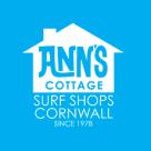 Ann's Cottage Surf Shops Cornwall Square Logo