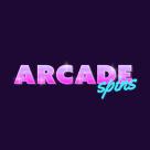 Arcade Spins Square Logo