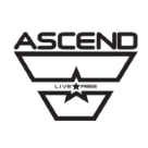 Ascend clothing Square Logo