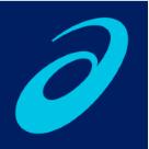 Asics Outlet Square Logo