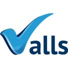 Autos Valls Square Logo