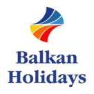 Balkan Holidays Square Logo