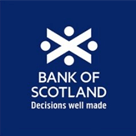Bank of Scotland Classic Credit Card Square Logo