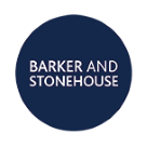 Barker and Stonehouse Square Logo