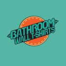 Bathroom Wall Square Logo