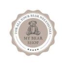 My Bear Shop Square Logo