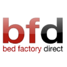 Bed Factory Direct Square Logo