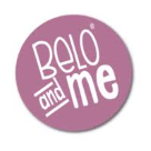 Belo and Me Square Logo