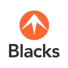 Blacks Square Logo