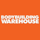 Bodybuilding Warehouse Square Logo