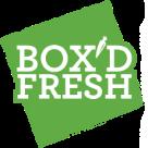 Box'd Fresh Square Logo