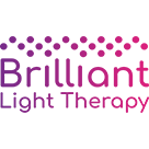Brilliant Light Therapy Square Logo