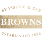 Browns Restaurants Table Bookings Square Logo