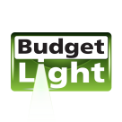 Budgetlight Square Logo