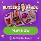 Butlers Bingo Square Logo