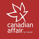 Canadian Affair Square Logo