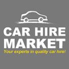 Car Hire Market Square Logo