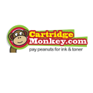 Cartridge Monkey Square Logo