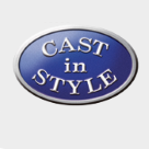 Cast In Style Square Logo