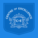 Centre Of Excellence Square Logo
