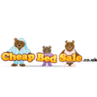 Cheap Bed Sale Square Logo