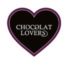 Chocolat Lovers Square Logo